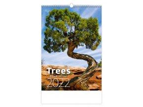 Kalendář Trees/Bäume/Stromy