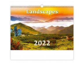 Kalendář Landscapes