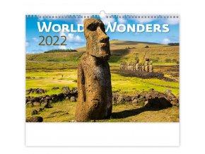 Kalendář World Wonders