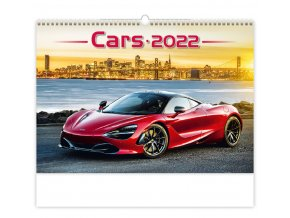 Kalendář Cars