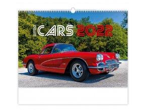 Kalendář Retro Cars