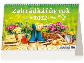 Kalendář Záhradkářův rok