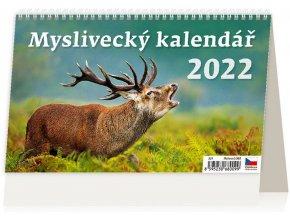 Kalendář Myslivecký kalendář