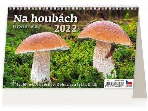 Kalendář Na houbách