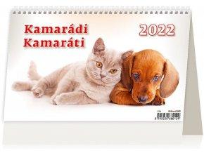 Kalendář Kamarádi/Kamaráti