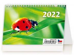 """Kalendář Týdenní """"S"""""""