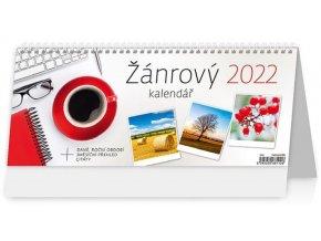 Žánrový kalendář