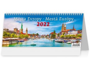 Kalendář Města Evropy/Mestá Európy