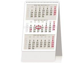 MINI tříměsíční kalendář
