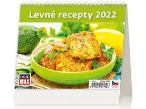 Kalendář MiniMax Levné recepty