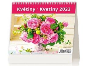 Kalendář MiniMax Květiny/Kvetiny
