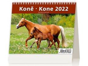 Kalendář MiniMax Koně/Kone