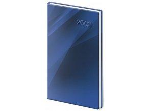 Týdenní diář kapesní Vario - Blue design