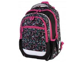 Stil školní batoh Dots s dárkem  + zdarma dárek dle vlastního výběru