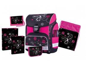 Školní set Romantic II s dárkem  + dárek dle vlastního výběru