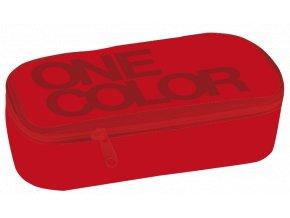Etue s klopou One Colour červený