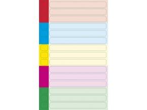 Linkovaný zápisník Flexies L černý