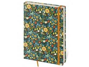 Zápisník Vario L tečkovaný design 6