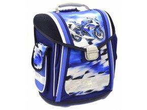 Batoh anatomický Blue Bike