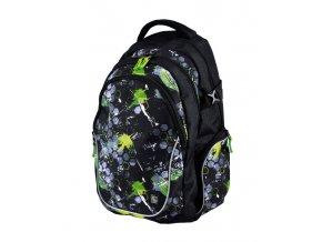 Studentský batoh Teen Space s dárkem  + dárek dle vlastního výběru
