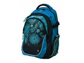 Studentský batoh Teen Harmony s dárkem  + dárek dle vlastního výběru
