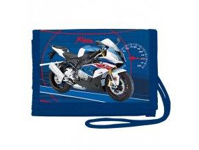 Peněženka na krk Speed Racing