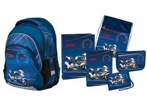 Školní set Speed Racing Junior s dárkem  + dárek dle vlastního výběru