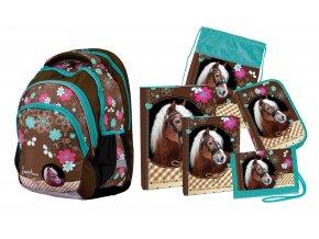 Školní set Sweet Horse Junior s dárkem  + dárek dle vlastního výběru