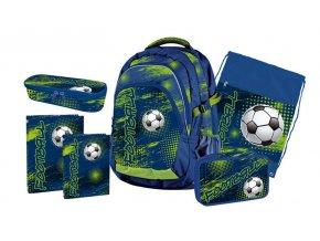 Školní set Football 2 Junior s dárkem  + dárek dle vlastního výběru