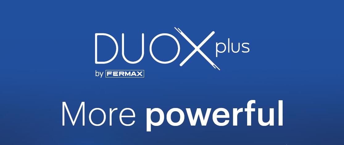 PREZENTACE DUOX Plus 2020 : TECHNOLOGIE / KOMPONENTY / SCHÉMA ZAPOJENÍ