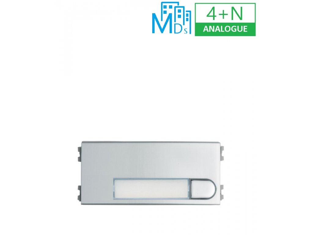 REF.7373  4+N TLAČÍTKOVÝ MODUL 1W P101 SKY LINE