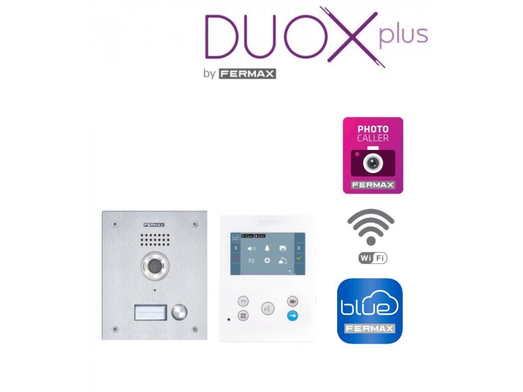 """REF.50731 DUOX PLUS VEO-XS 4,3"""" WiFi 1W MARINE VIDEO SOUPRAVA"""