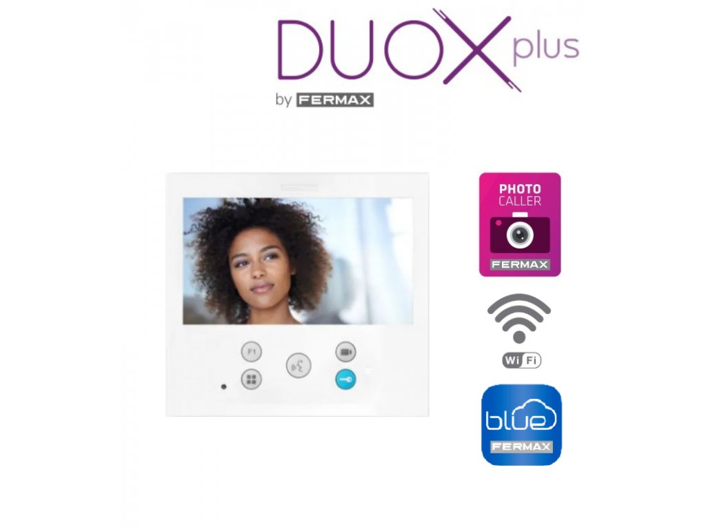 "REF.9469 VEO-XL 7"" WiFi DUOX PLUS VIDEOTELEFON"
