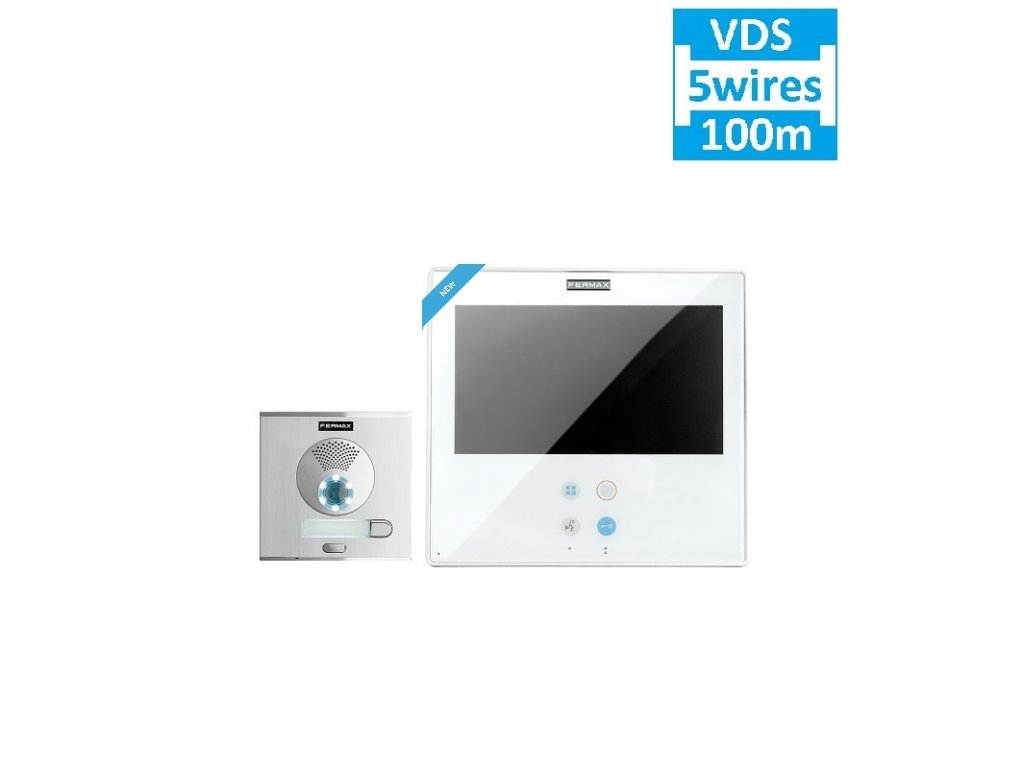 REF.5074 VDS SMILE TOUCH 1W CITY VIDEO SOUPRAVA