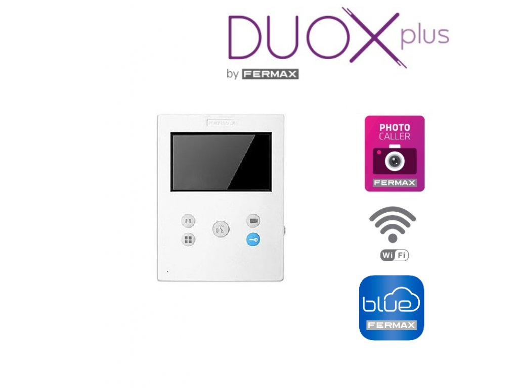 "REF.9449 VEO-XS 4,3"" WiFi DUOX PLUS VIDEOTELEFON"