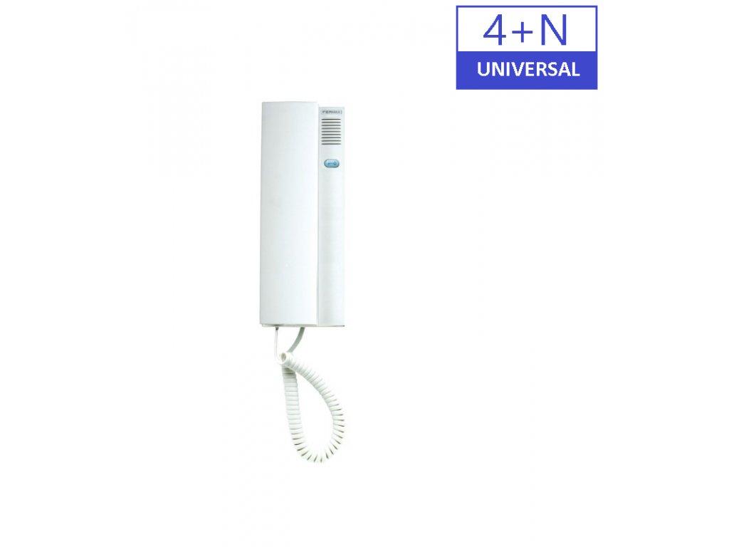 REF.80397 4+N UNIVERSÁLNÍ DOMOVNÍ TELEFON CITY MAX BASIC