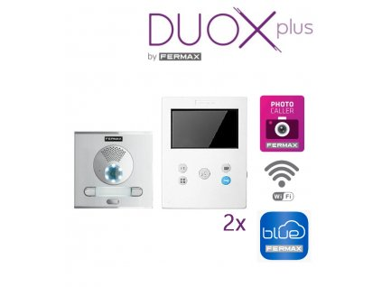 "REF.94521 DUOX PLUS VEO-XS 4,3"" WiFi 2 CITY VIDEO SOUPRAVA"