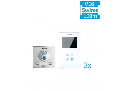 REF.5062 VDS SMILE 2W CITY VIDEO SOUPRAVA