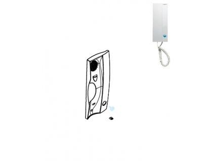 PVT.9549 VRCHNÍ KRYT TELEFONU LOFT BASIC