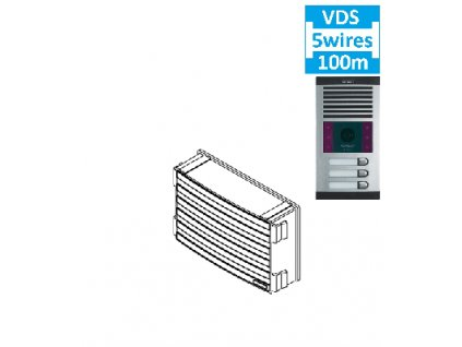 PVT.9697 VDS CITY CLASSIC AUDIO MODUL