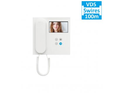 "REF.9401 VDS VIDEOTELEFON VEO 4,3"""