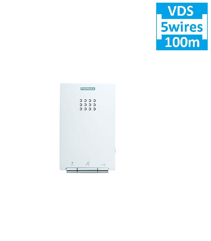 REF.5601 VDS iLOFT EXTRA DOMOVNÍ TELEFON