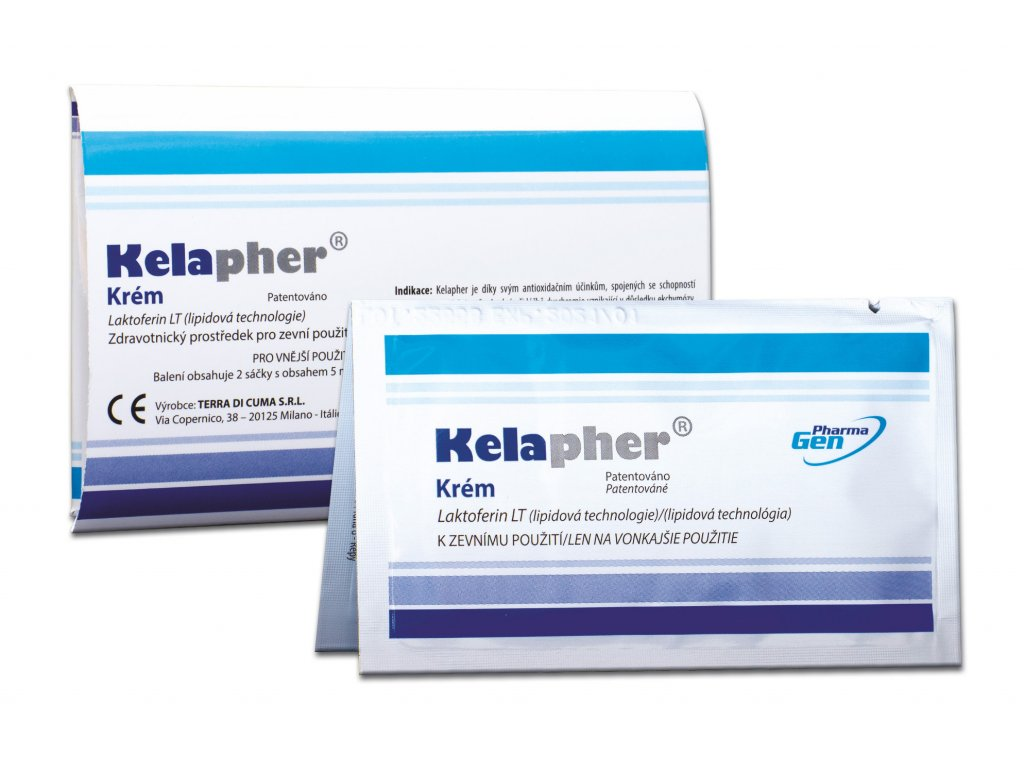 Kelapher cream 2x5ml