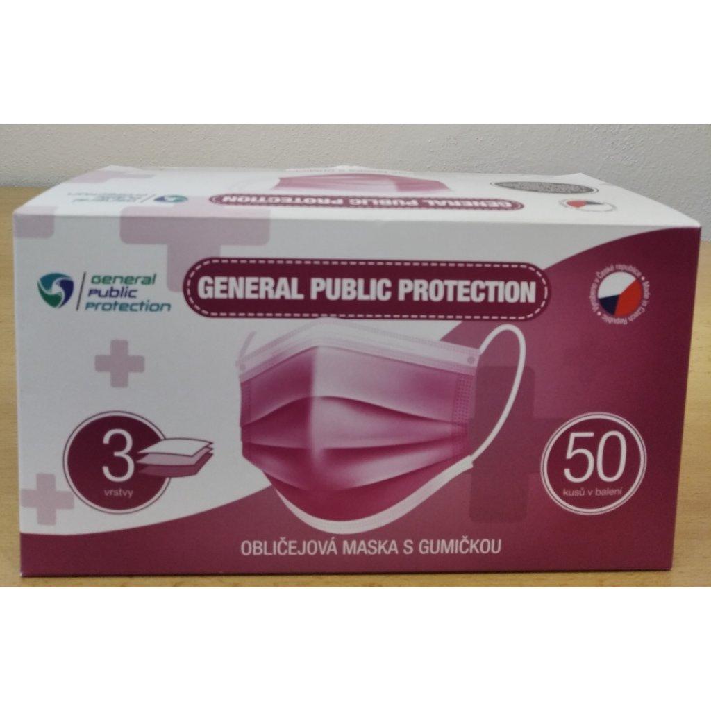 Zdravotní ochranná rouška