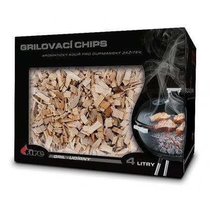 40430 Grilovací chips 4l