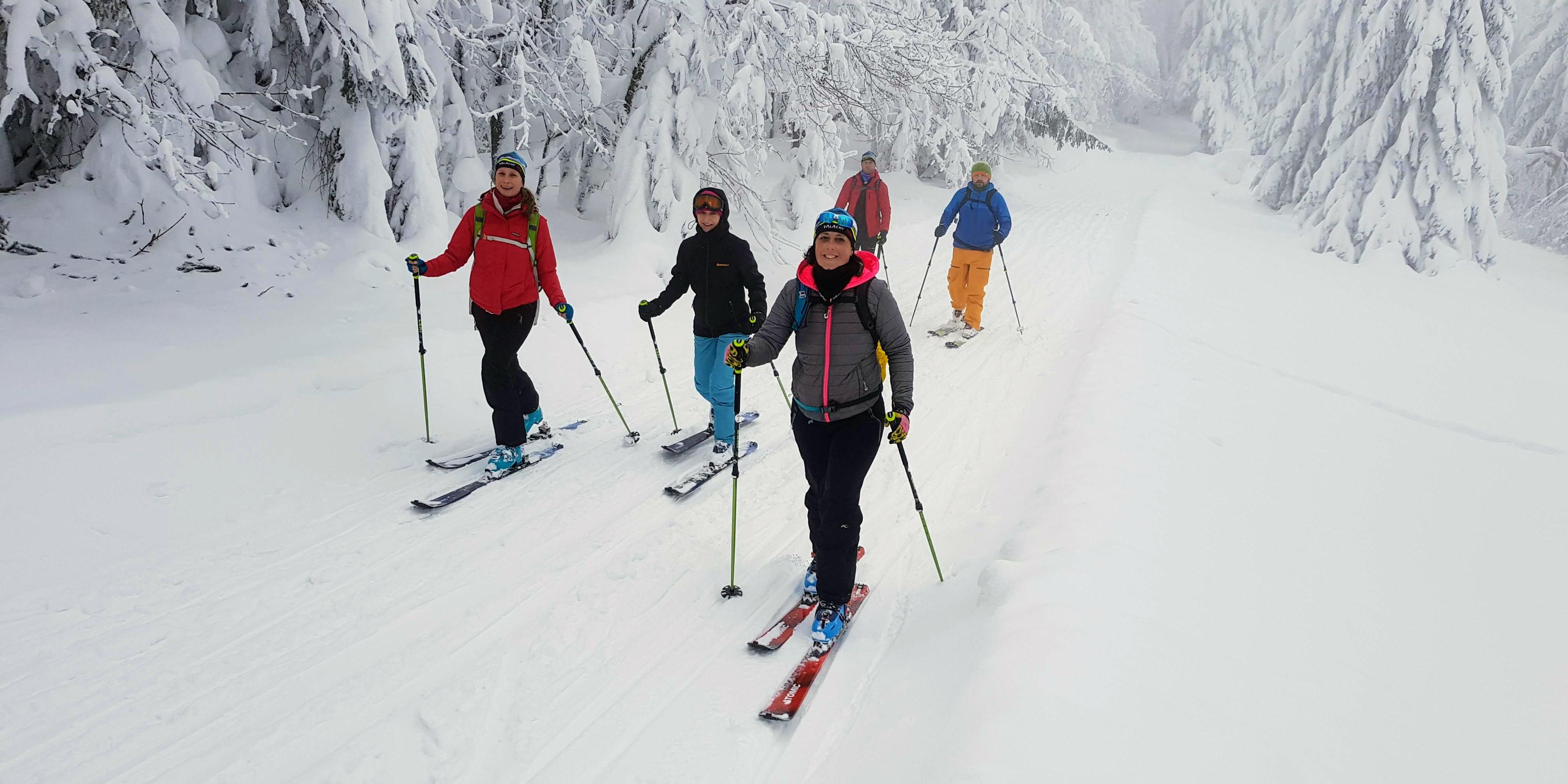 Letošní zimní sezona s sebou přináší nový trend, přibude běžkařů a skialpinistů