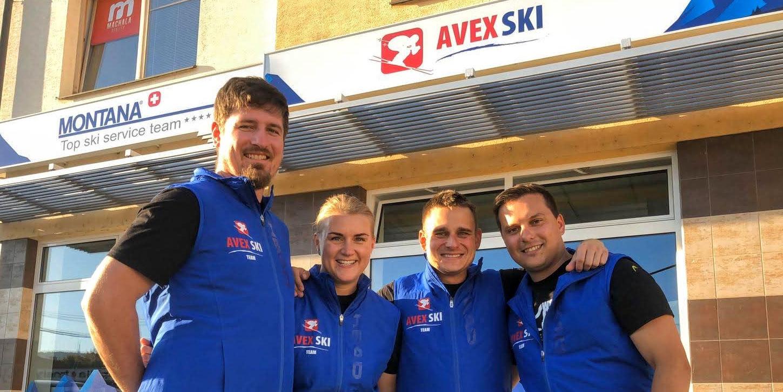 Privátní nákup v AVEX SKI: Bezplatná nadstandardní služba pro každého