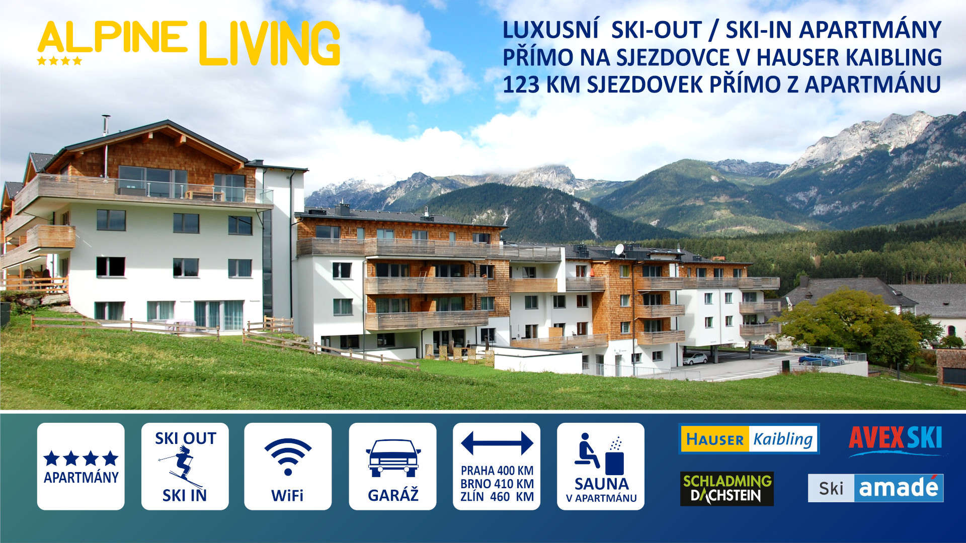 Alpine Living léto