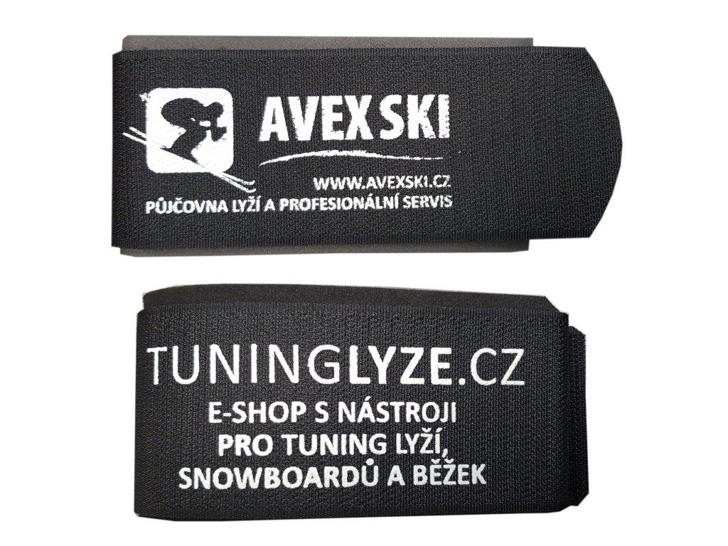 Páska na lyže AVEX SKI