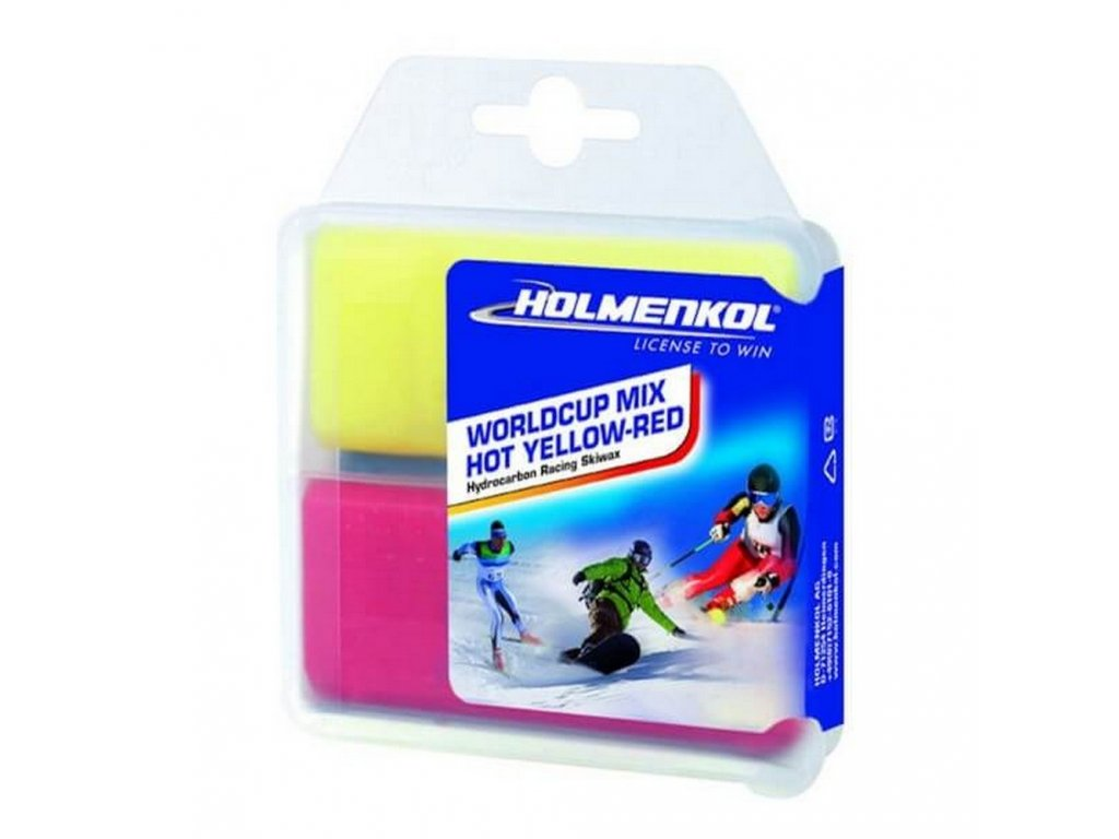 HOLMENKOL WorldCup Mix Hot 2x35g